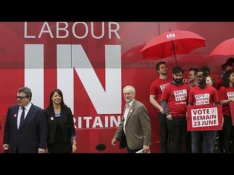 Brexit: Στο «κόκκινο» η πολιτική αντιπαράθεση ενόψει δημοψηφίσματος