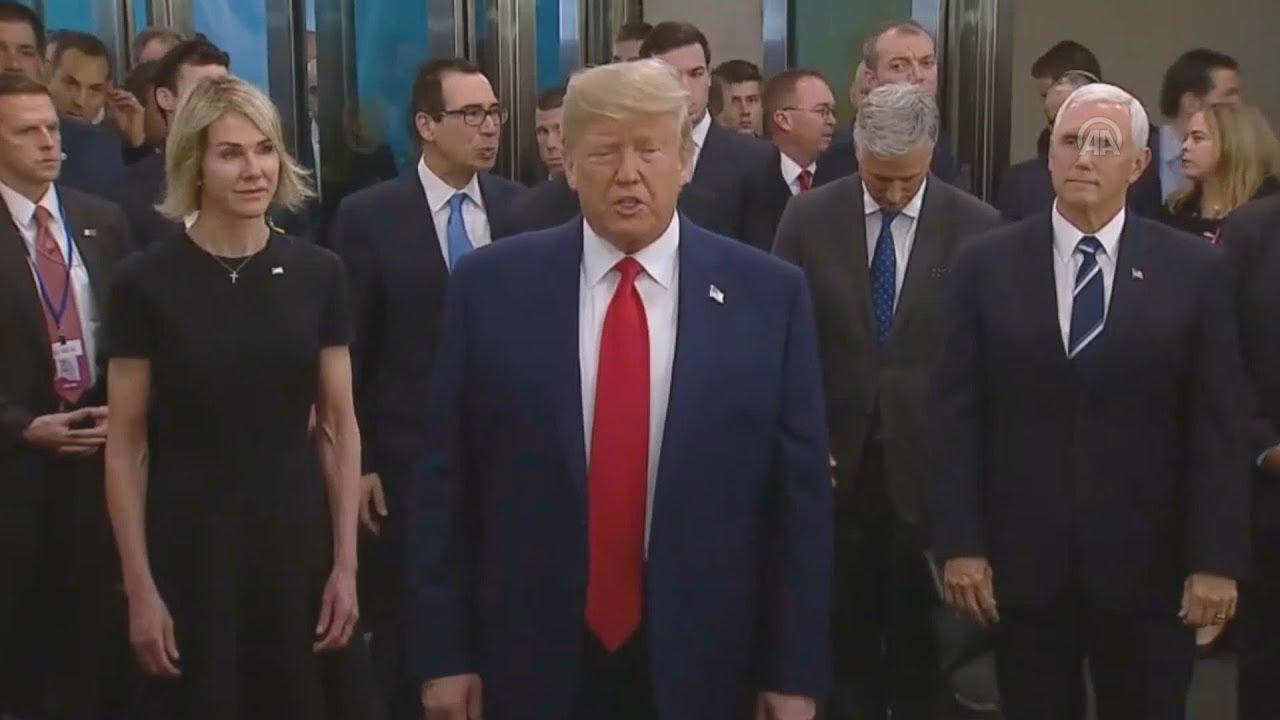 Ο πρόεδρος Τραμπ στον ΟΗΕ