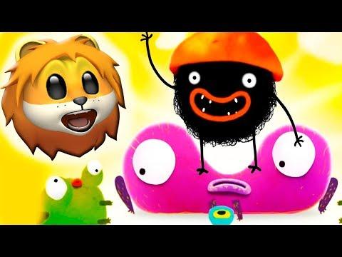 ПРИКЛЮЧЕНИЯ ЧУЧЕЛ мультик игра для маленьких детей #1 - игровой мультфильм 2018 Chuchel Летсплей