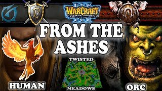 Download Lagu Grubby | Warcraft 3 TFT | 1.30 PTR | HU v ORC on Twisted Meadows - From the Ashes Mp3