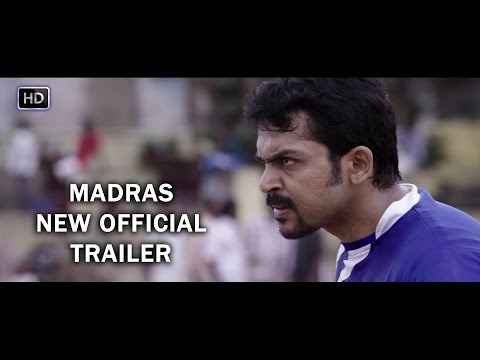 Madras New Official Trailer - Karthi- Catherine Tresa...