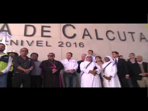 Nuevo Paso a Desnivel Santa Madre Teresa de Calcuta