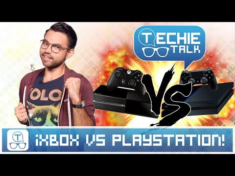 Xbox VS Playstation ¿Cuál prefieres tú?