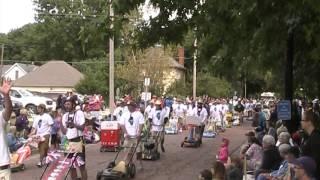 Arcola (IL) United States  City pictures : LAWN RANGERS - Arcola (IL) Broomcorn Festival, Sept 12, 2015