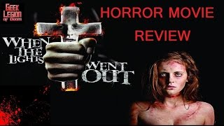 Nonton When The Lights Went Out   2012 Kate Ashfield   Horror Movie Review Film Subtitle Indonesia Streaming Movie Download