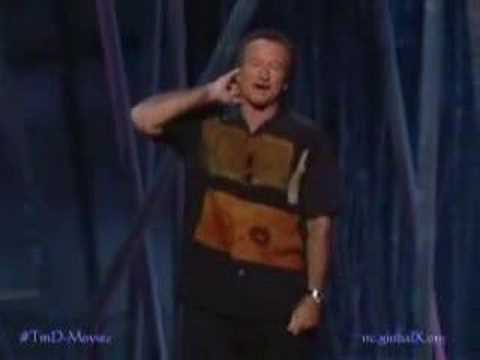 Robin Williams Stand Up Comedy Part 1