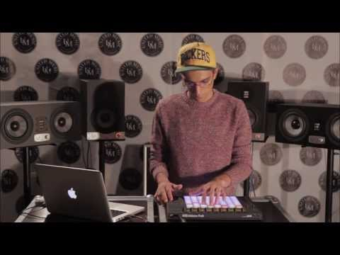 Ableton Push Live Production and Performance by Yashar Gasanov