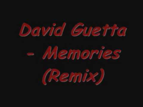 David Guetta - Memories (Remix).wmv (видео)