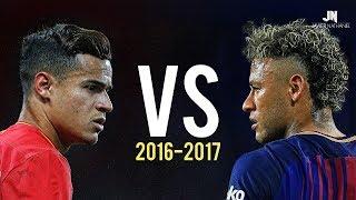 Video Coutinho vs Neymar Jr • Skills & Goals 2017 MP3, 3GP, MP4, WEBM, AVI, FLV Oktober 2017