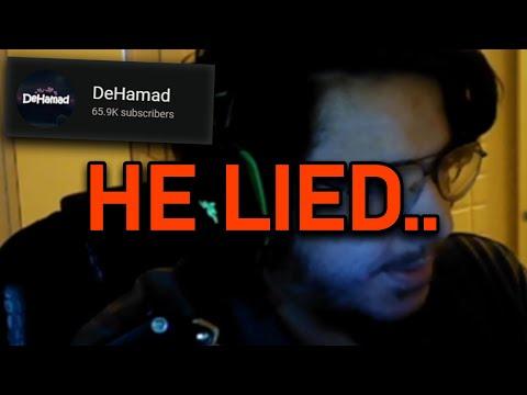 DeHamad's Response