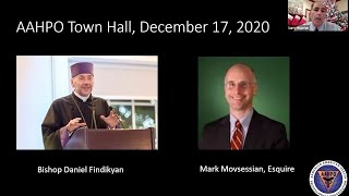 AAHPO: Town Hall Meeting on December 17, 2020