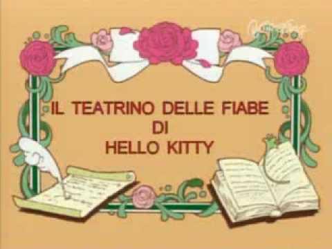 Raggi Fotonici - Hello Kitty e il teatrino delle fiabe