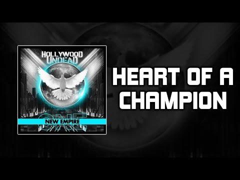 Hollywood Undead - Heart of a Champion [Lyrics Video]