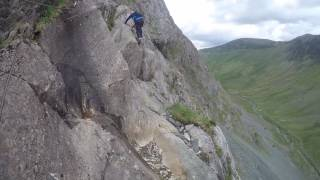 Via Ferrata Classic Cumbria
