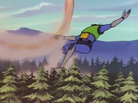 「懷舊卡通主題曲」陪伴六七年級生長大的無敵鐵金剛主題曲!帶我們回到童年!