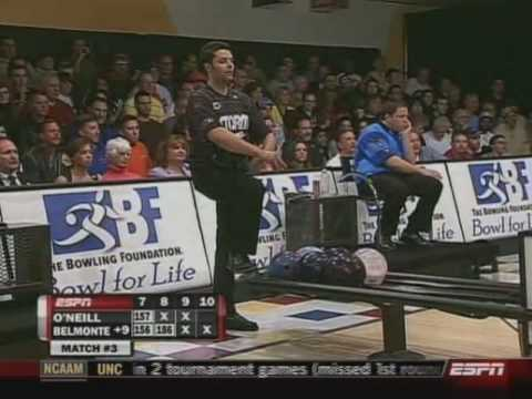 Part 2 Bowling Foundation semi final match vs Bill O'Neill