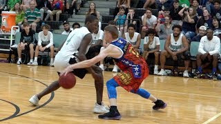 Video The Professor vs Real Hoopers... Damages Ankles & Egos MP3, 3GP, MP4, WEBM, AVI, FLV Mei 2019
