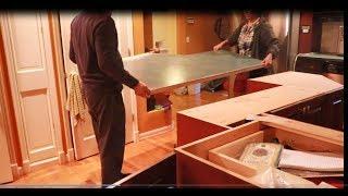 കുട്ടുകാരെ നമ്മുടെ അടുക്കള ഇന്നലെ ഞാനും ഭർത്താവും കൂടി പൊളിച്ചു ...Mia kitchen  Renovation