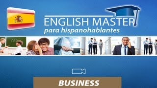 INGLÊS EMPRESARIAL vídeo curso YouTube video