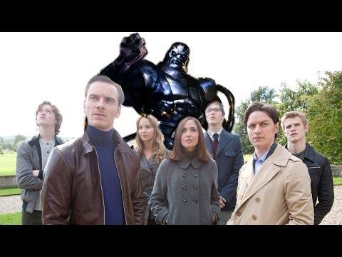 X-MEN APOCALYPSE To Focus On First Class Cast