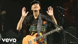 CARLOS SANTANA - Curación (Sunlight on Water)