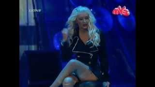 Christina Aguilera   Hurt (Live at Mus TV Awards 2007)