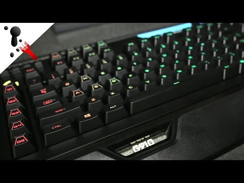 Logitech G910 Orion Spectrum Review (with Sound Test)