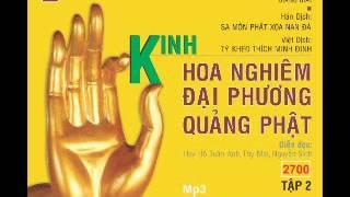 Kinh Hoa Nghiêm Đại Phương Quảng Phật - Phần 2 - DieuPhapAm.Net
