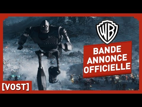 Ready Player One - Bande-Annonce Officielle 2 (VOST)