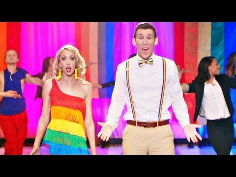 Video EVERYONE'S JUST A LITTLE GAY: A Pride Month Musical - w/Taryn Southern & Ross Everett download in MP3, 3GP, MP4, WEBM, AVI, FLV January 2017