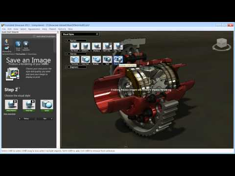 Autodesk Showcase 2012 for Inventor Users