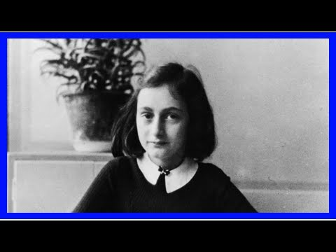 Breaking News | Hidden pages from Anne Frank's diary reveal her 'dirty' jokes