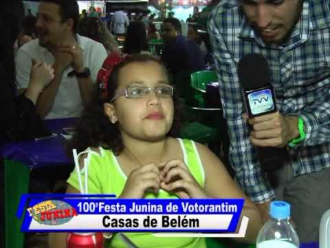 100ª Festa Junina de Votorantim - Casas de Belem