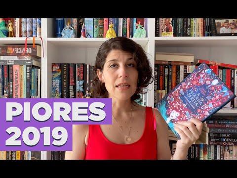 Os Piores Livros de 2019   BOOK GALAXY