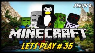 Minecraft - Wszędzie Creepery!? Pingwin Pack Let's Play #35