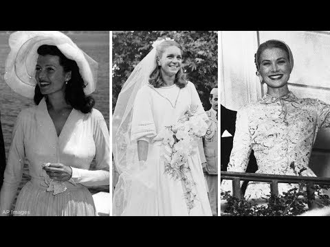 Grace Kelly and other Americans who've married into royalty