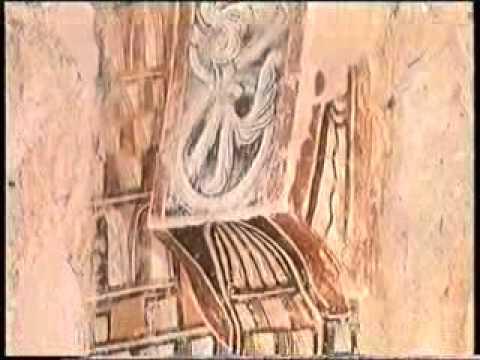 Restauración de las pinturas de la ermita de San Baudelio de Berlanga, en Soria. (Cap. 5 de 5)