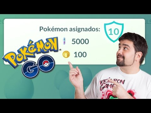 TRUCO Como conseguir POKEMONEDAS y POLVOS ESTELARES fácilmente en Pokémon GO!! Keibron Gamer