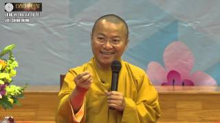 Vấn đáp: Lòng vị tha và tử tế với chính mình - TT. Thích Nhật Từ  -  01/12/2015