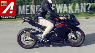 Video Review Honda CBR250RR test ride by AutonetMagz MP3, 3GP, MP4, WEBM, AVI, FLV Oktober 2017