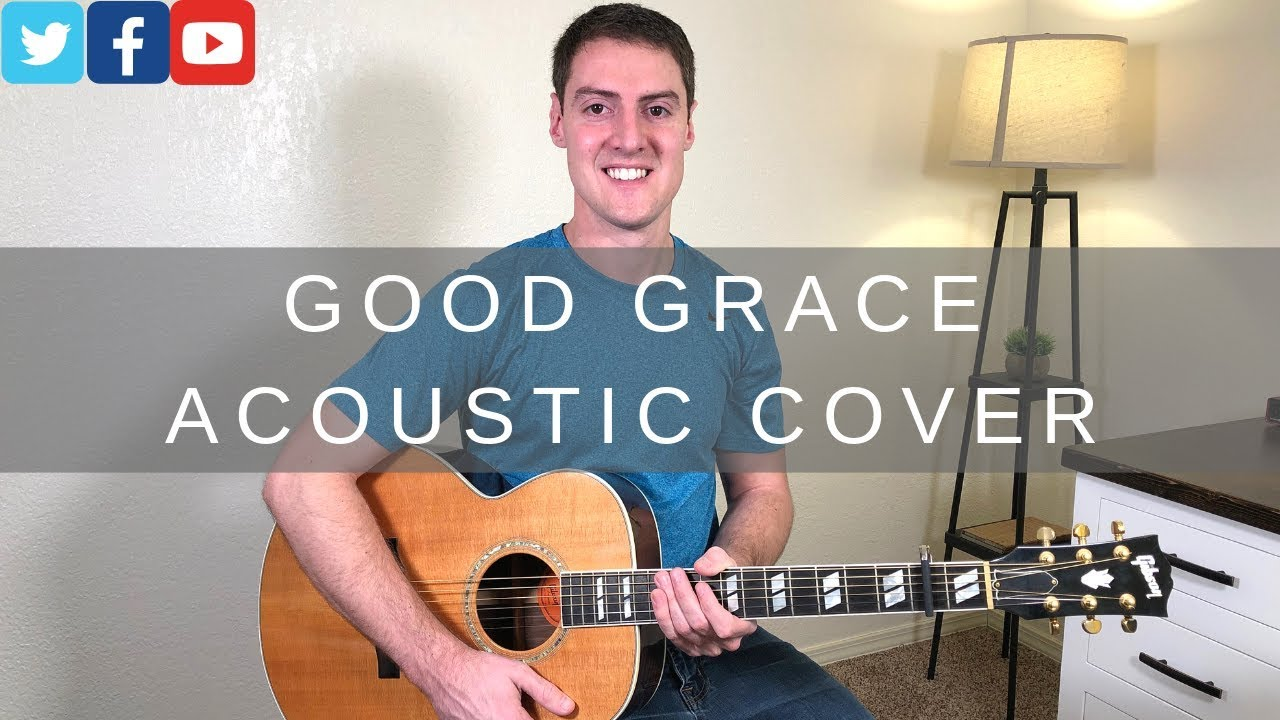 Good Grace Acoustic Guitar Tutorial | Hillsong United