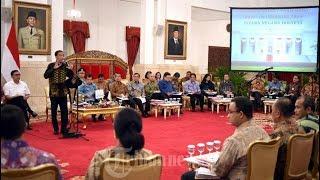 Video SIDANG KABINET PARIPURNA, Jokowi Tegur 4 Menterinya, Ini Dua Masalah yang Diingatkan Jokowi MP3, 3GP, MP4, WEBM, AVI, FLV Juli 2019