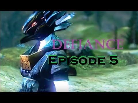 Defiance Season 1 Ep. 5 Tag Team Time