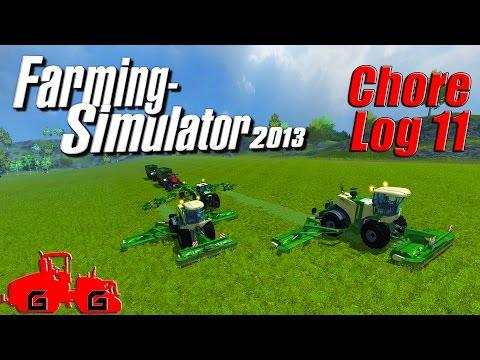 Farming Simulator 2013: Chore Log 11 - Growin' Pains!