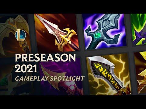 Preseason 2021 Spotlight | Gameplay - League of Legends
