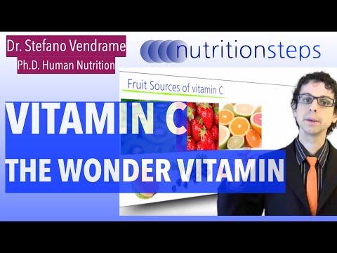 Vitamin C: The Wonder Vitamin