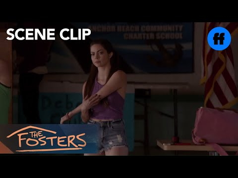 The Fosters 2.04 Clip 'Hayley & Jesus'