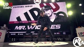 Mr. Wiggles – Judge Demo China