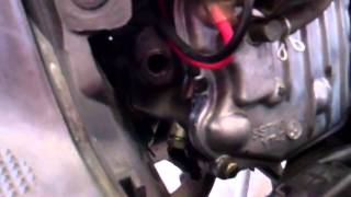 7. Yamaha Vino Classic Spark Plug Change Tutorial