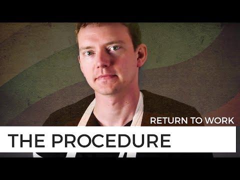Return to Work - The Procedure